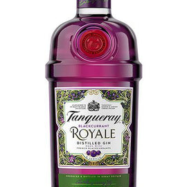 Tanqueray Blackcurrant Royale Gin, 70 cl