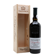 Taylor's Quinta De Vargellas 2004 Vintage Port in Wooden Box