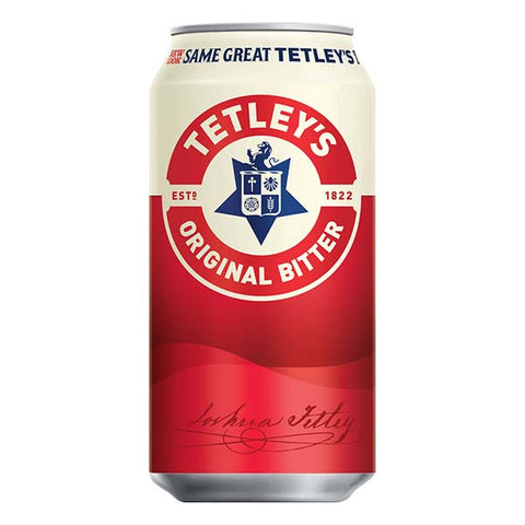 Tetley's Original Bitter Ale Beer 12x440ml