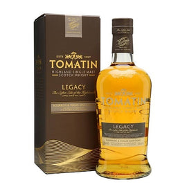 TOMATIN LEGACY HIGHLAND SINGLE MALT SCOTCH WHISKY