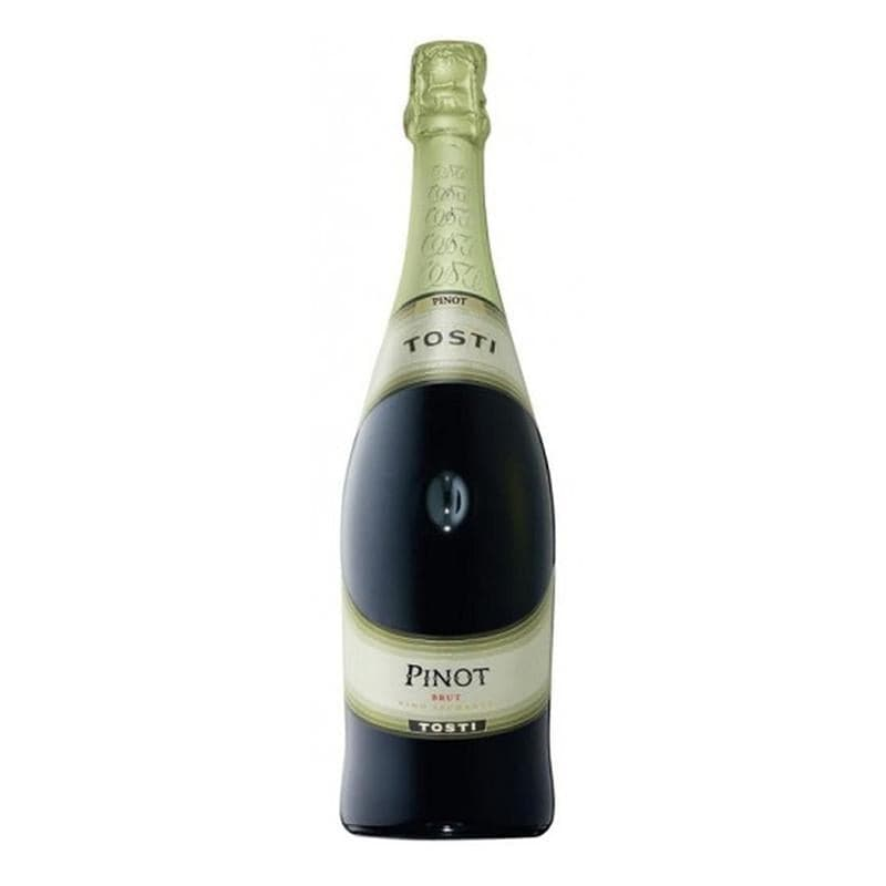 Tosti Pinot Brut Vino Spumante 75cl