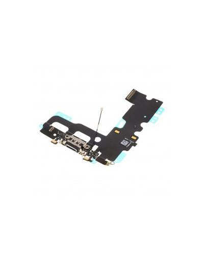Charging Port Flex Cable for iPhone 7 - White