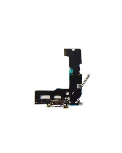 Charging Port Flex Cable for iPhone 7 Plus - White