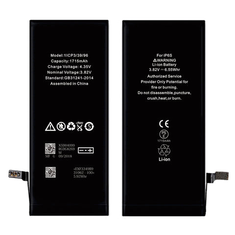 REPLACEMENT BATTERY FOR IPHONE 6S (PREMIUM)