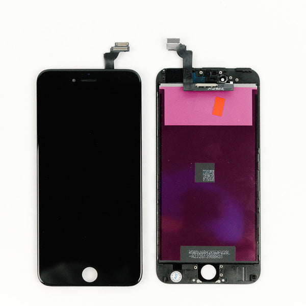 LCD and Touch Screen Digitizer for iPhone 6S Plus - Black