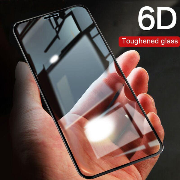 TEMPERED GLASS FOR IPHONE XS MAX - FULL COVER