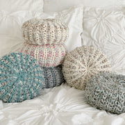 Pasadena Pillow- Seaglass