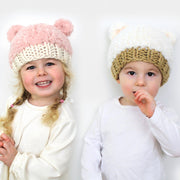 Little Bear Hat Knitting Pattern