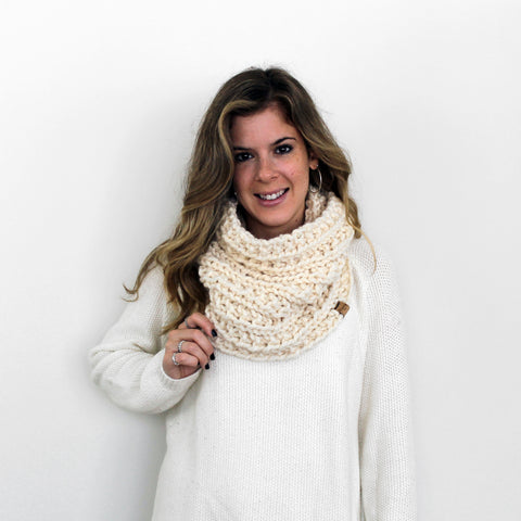 Dameron Cowl Knitting Pattern