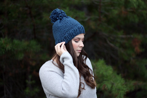 Pokomoke Hat- Denim