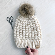 Oakland Hat Knitting Pattern