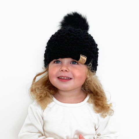 Little Galena Hat Black