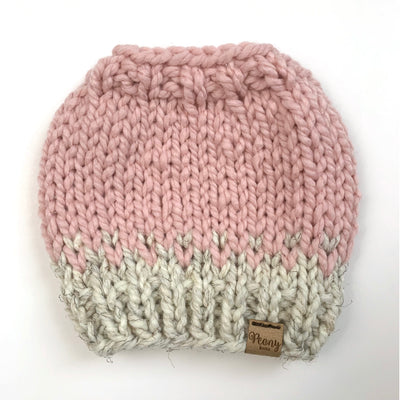 Ponytail Hat Sample Sale 21