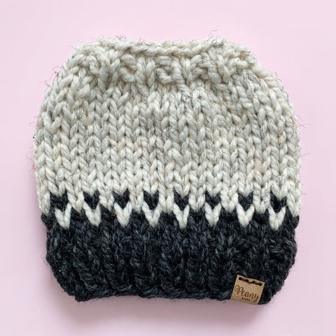 Ponytail Hat Sample Sale 31