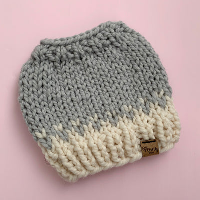Ponytail Hat Sample Sale 17