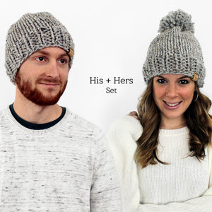 His and Hers Hat Set