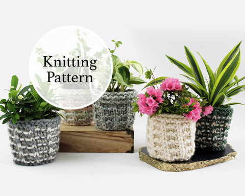 Barton Basket Knitting Pattern