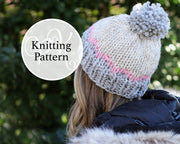 Cordova Hat Knitting Pattern