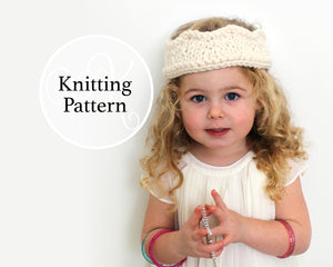 Little Crown Knitting Pattern