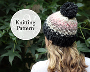 Ellicott Hat Knitting Pattern