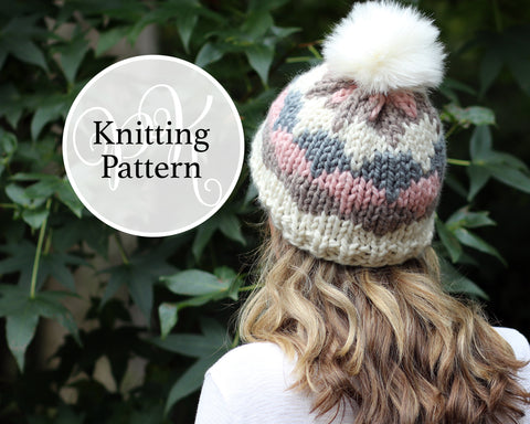 Newport Hat Knitting Pattern
