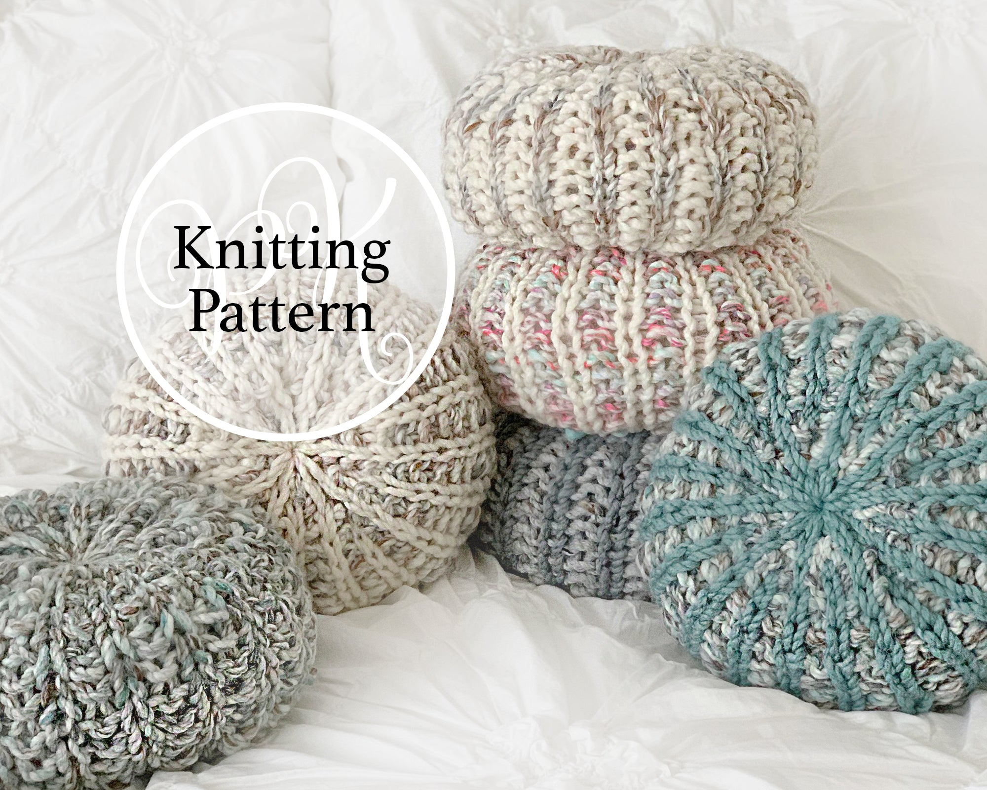 Pasadena Pillow Knitting Pattern