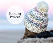 Tacoma Hat Knitting Pattern