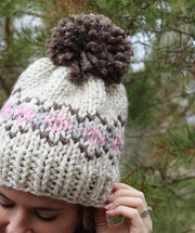 Crisfield Hat Knitting Pattern
