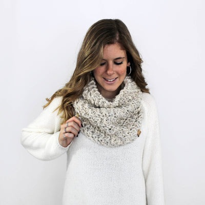 Calvert Cowl- Wheat