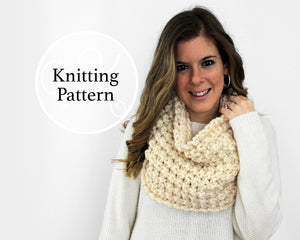 Towson Cowl Knitting Pattern