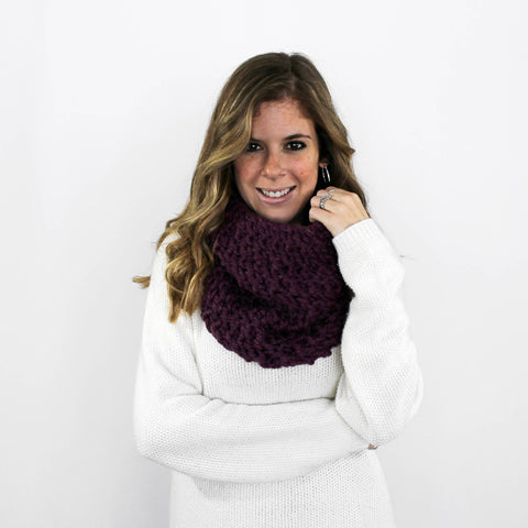 Calvert Cowl- Fig