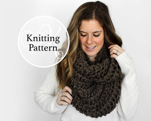 Baltimore Cowl Knitting Pattern