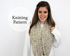 Bowie Cowl Knitting Pattern