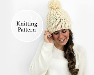 Galena Hat Knitting Pattern