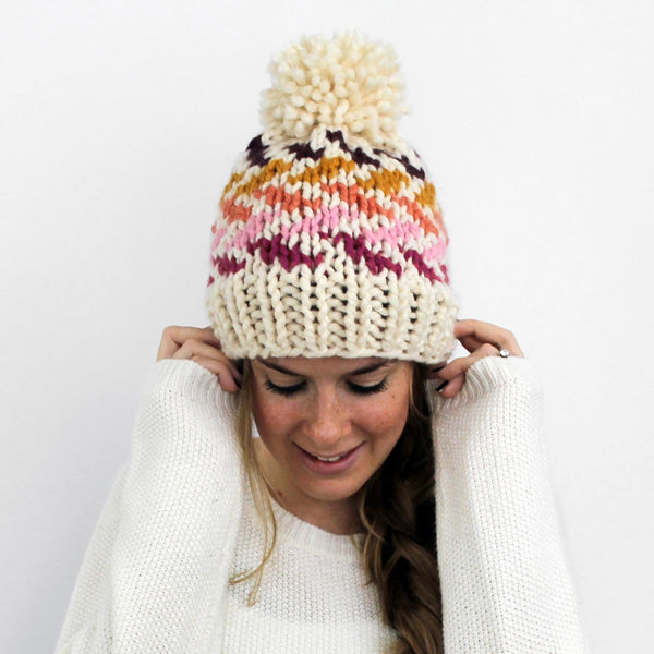 Waldorf Hat Knitting Pattern