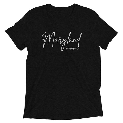 Maryland Momma Short sleeve t-shirt