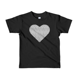 Child Heart Short Sleeve T-Shirt (2-6yrs)