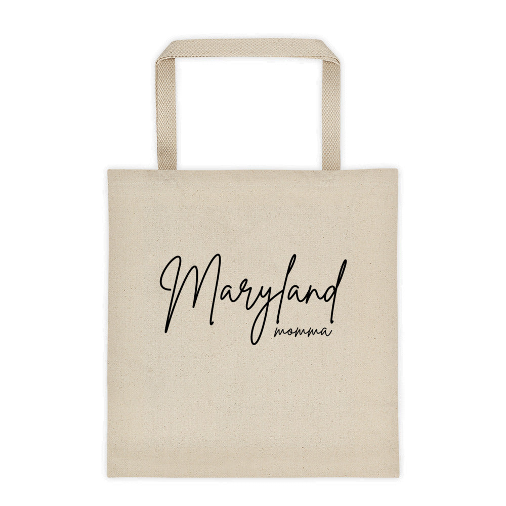 Maryland Momma Tote bag