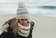 Worcester Cowl Knitting Pattern