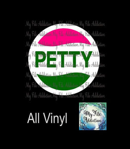 Petty Vector Digital Download File - My File Addiction