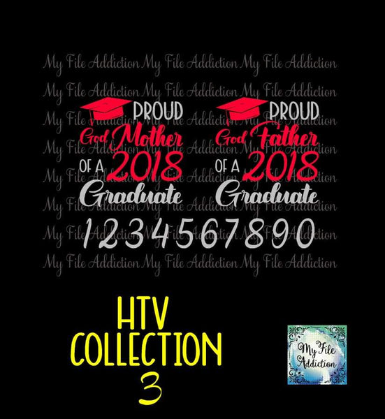 Proud of a Graduate Graduation Collections Vector Digital Download File - My File Addiction