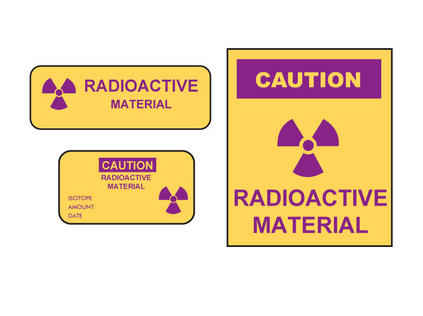 Pressure Sensitive Warning Labels