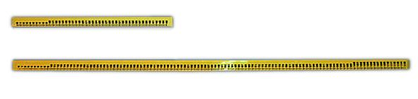 Radiopaque Extremity Rulers