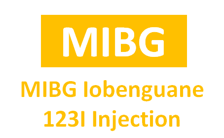 MIBG 123 Injection