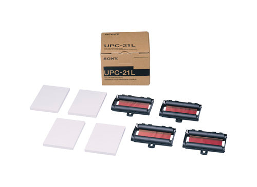SONY UPC-21L Colour Print Pack