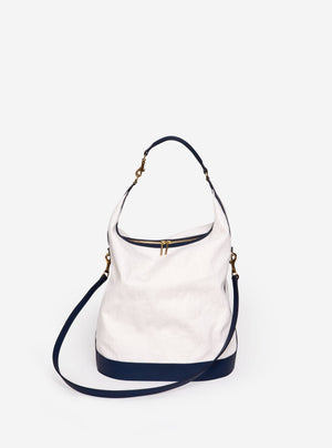 White shouler bag of PB 0110