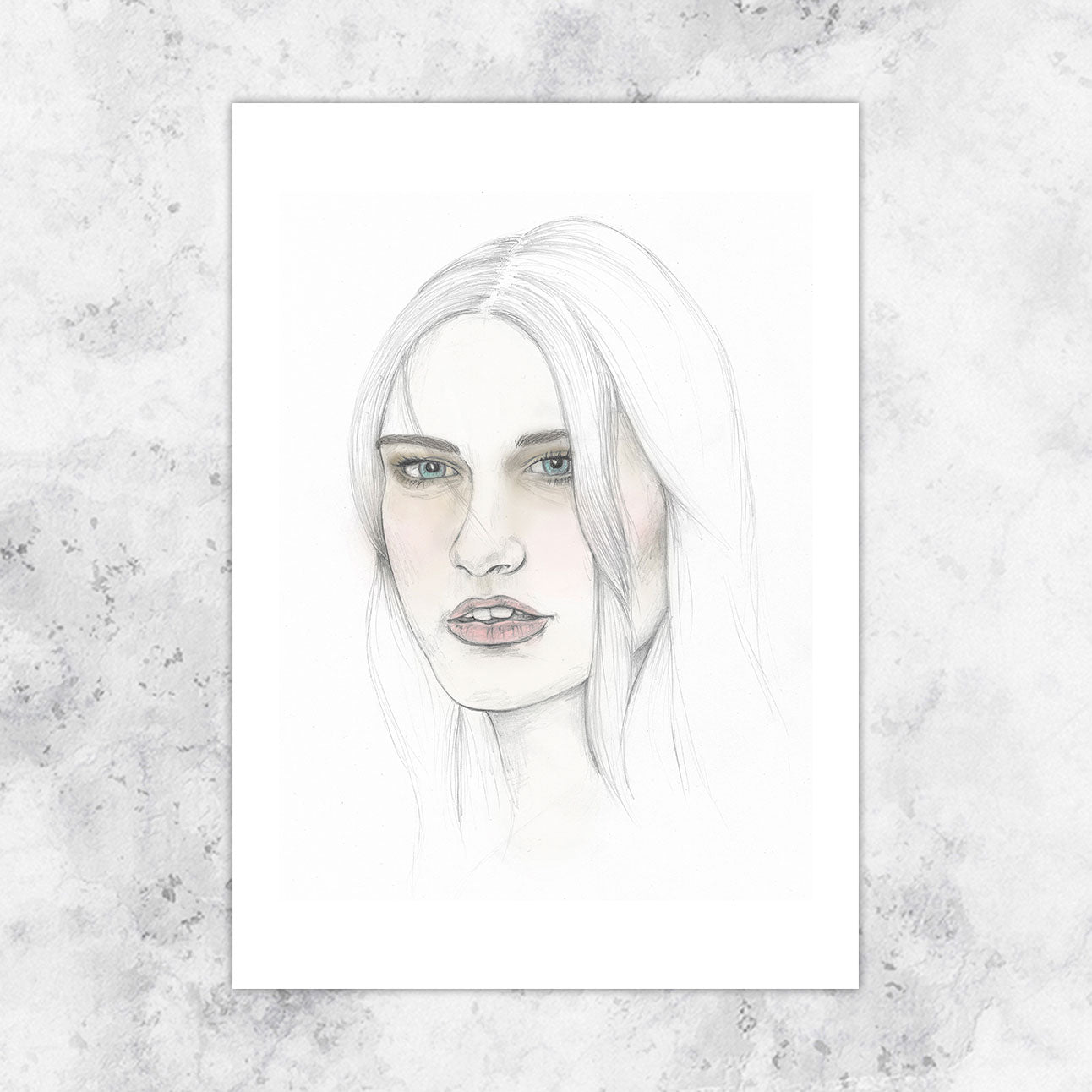Wistful Art Print