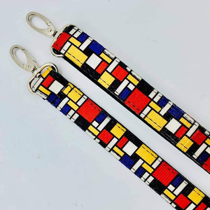 LIMITED Edition Crossbody/Shoulder Strap - MONDRIAN