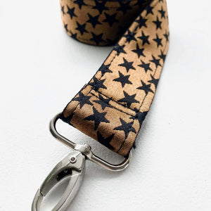 LIMITED Edition Crossbody/Shoulder Strap - Starburst Rose Gold