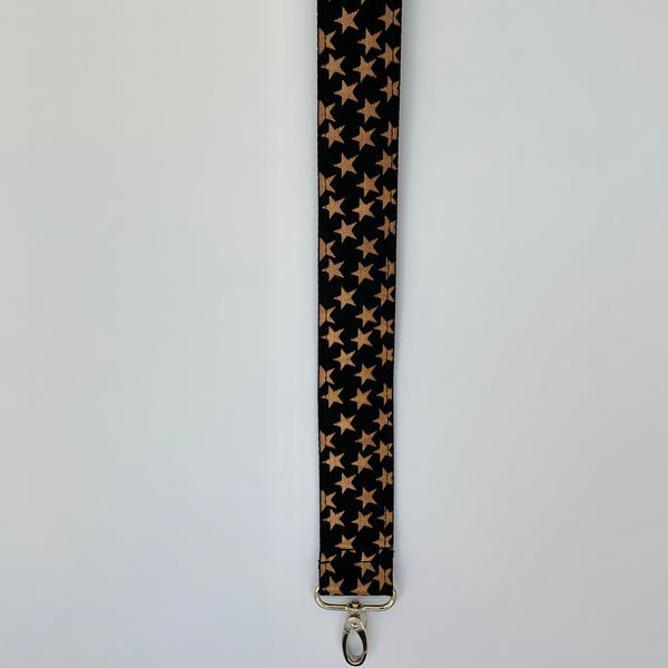 LIMITED Edition Crossbody/Shoulder Strap - Starburst Black
